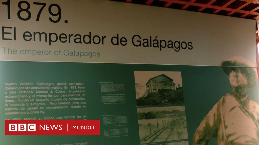La extraordinaria vida del hombre más poderoso en la historia de Galápagos (y no fue Charles Darwin)