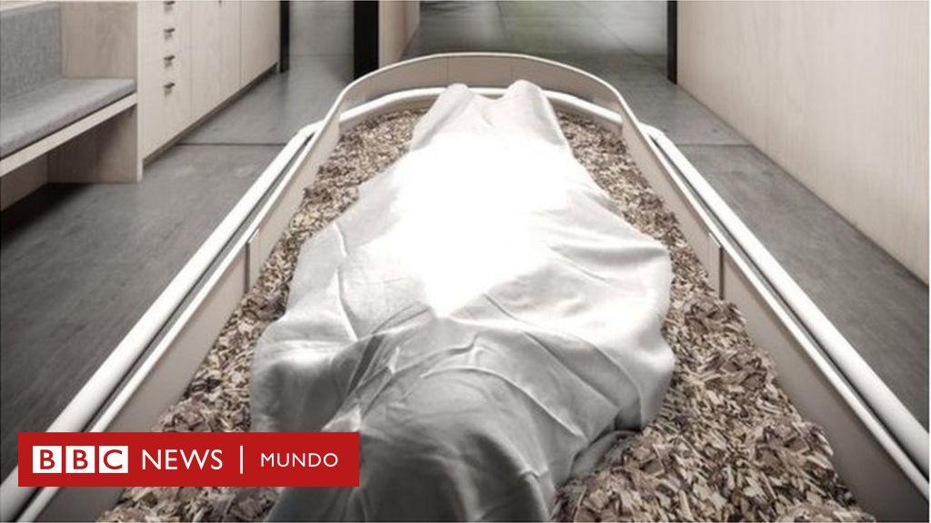 """""""Compost humano"""": la empresa que ofrece transformar a los seres queridos en abono orgánico después de muertos"""