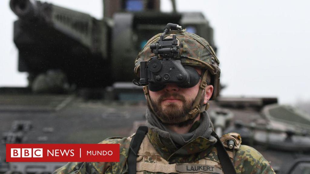 Ejército De Alemania Por Qué Berlín Busca Extranjeros Para Reforzar Sus Fuerzas Armadas Bbc News Mundo