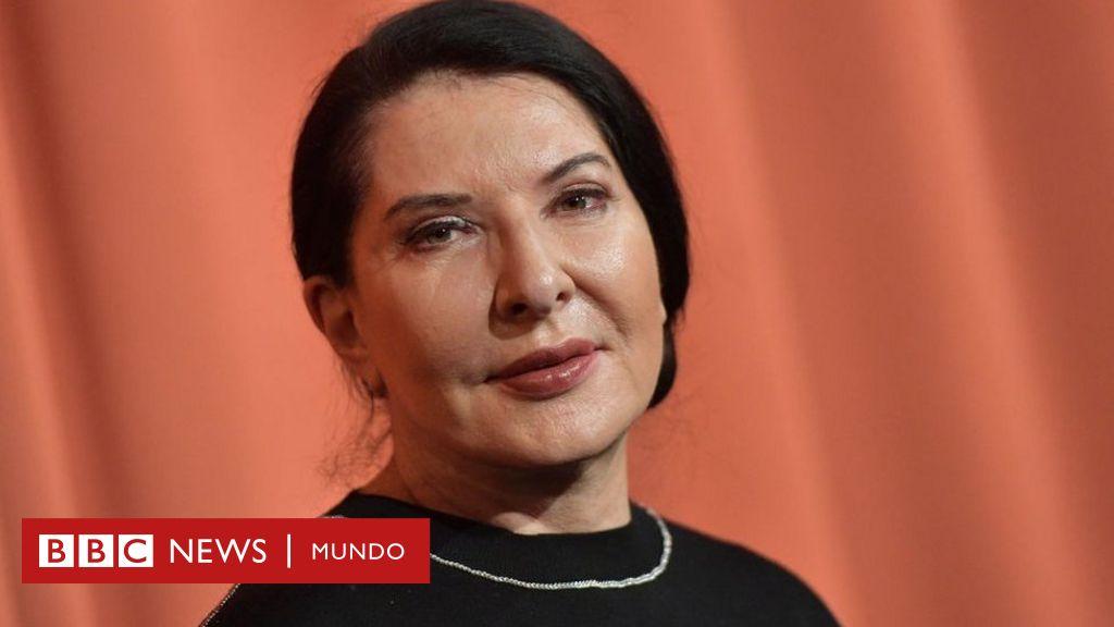 """Marina Abramovic: """"En el momento que esto termine, habrá una explosión de contacto humano"""""""