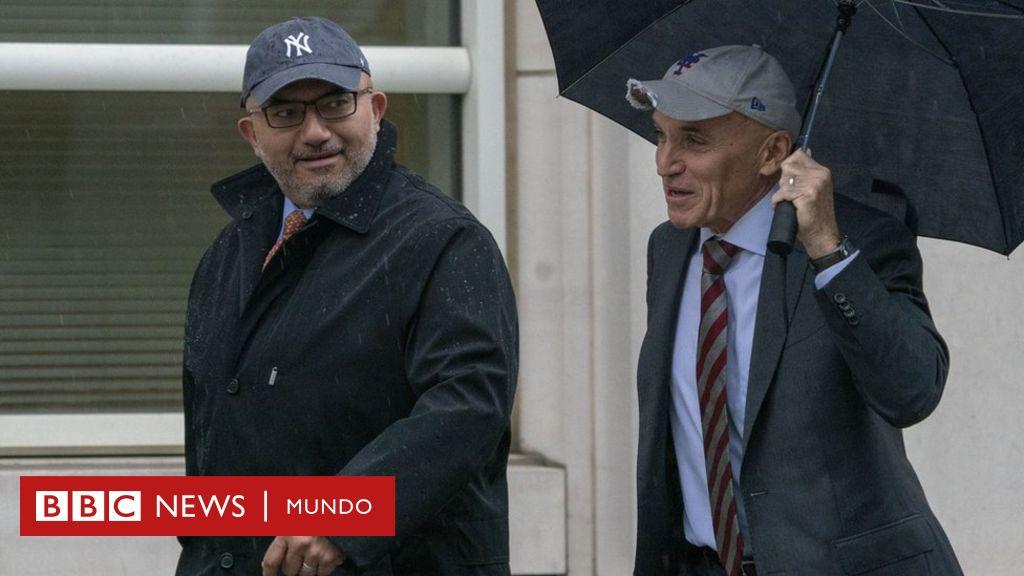 """Juicio a """"El Chapo"""" Guzmán en Nueva York: temor, bromas y un imitador de Michael Jackson en el primer día de selección d"""