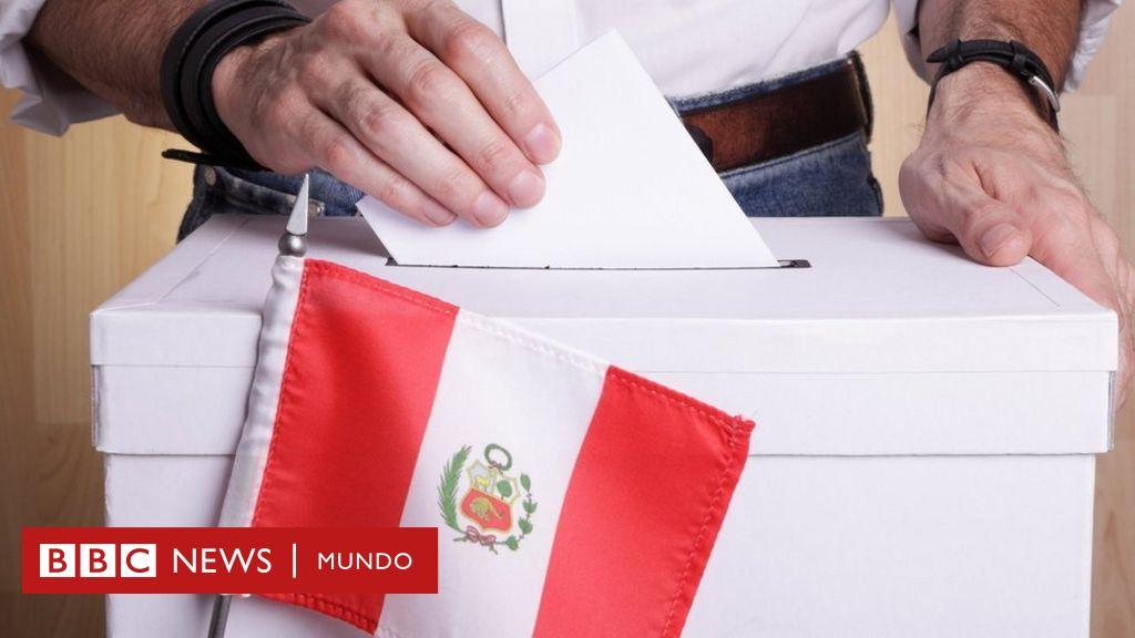 Elecciones en Perú: 4 claves para entender las presidenciales más  fragmentadas e inciertas de los últimos años - BBC News Mundo