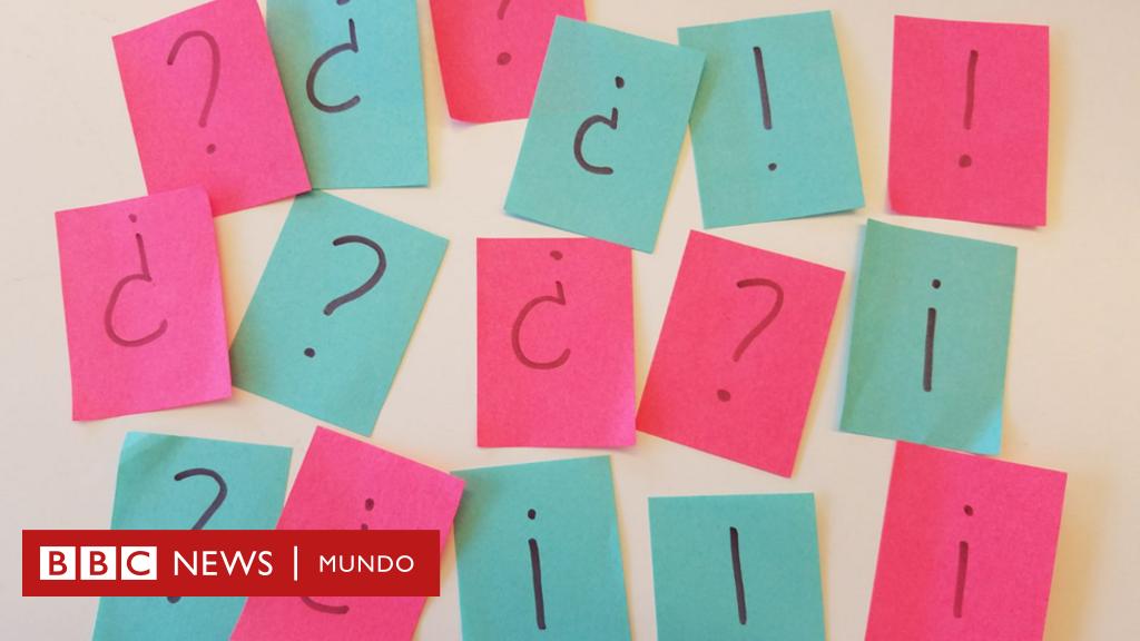 Por Qué El Español Es El único Idioma Que Utiliza Signos De