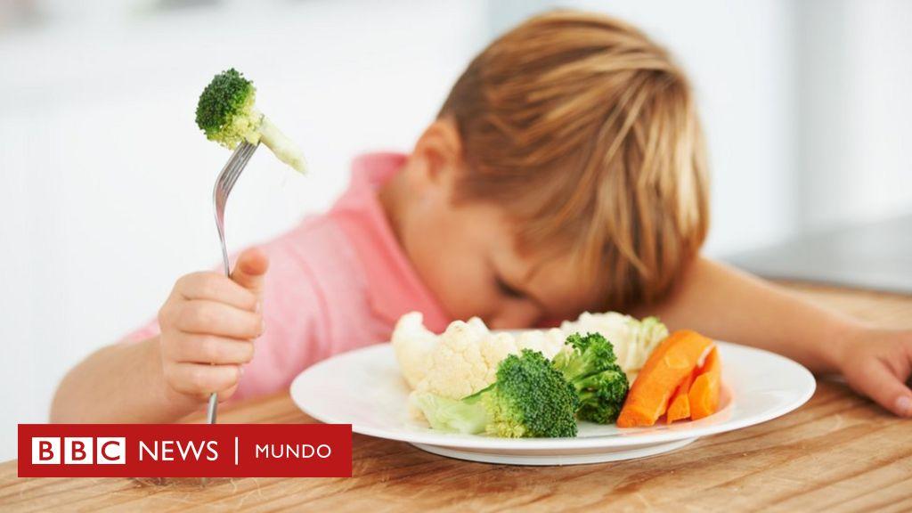 menus para niños de dos años que no quieren comer