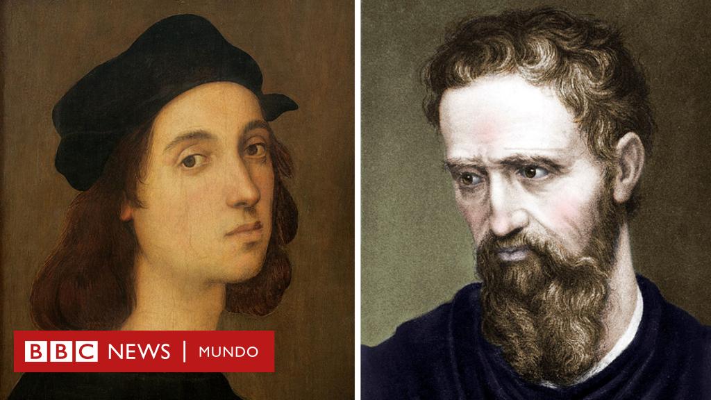 Cómo la Capilla Sixtina se convirtió de nuevo en el escenario de la rivalidad entre los maestros Rafael y Miguel Ángel