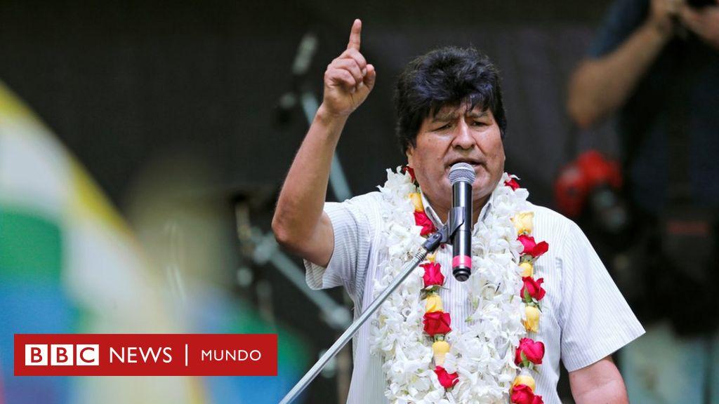 El Tribunal Electoral de Bolivia rechaza la candidatura de Evo Morales al Senado en las elecciones de mayo