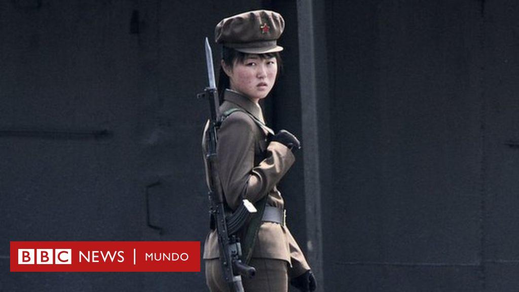 entrenamiento militar en corea