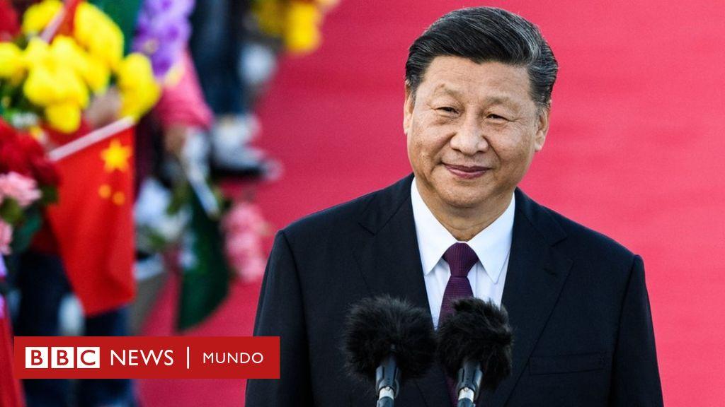 sistema politico de china 2020