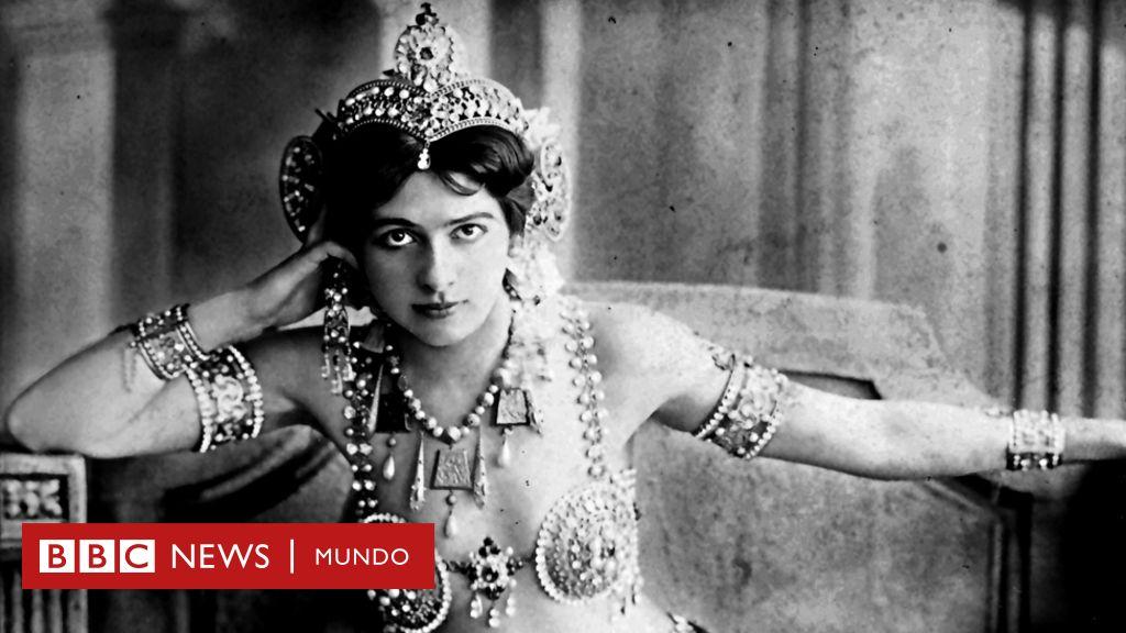La trágica vida de Mata Hari, la espía más famosa de la historia que ...