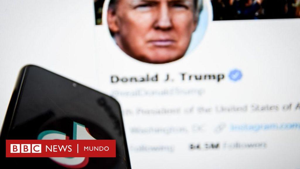 TikTok y WeChat en Estados Unidos | Donald Trump ordena a las empresas de su país finalizar operaciones con las dos compañías chinas en los próximos 45 días