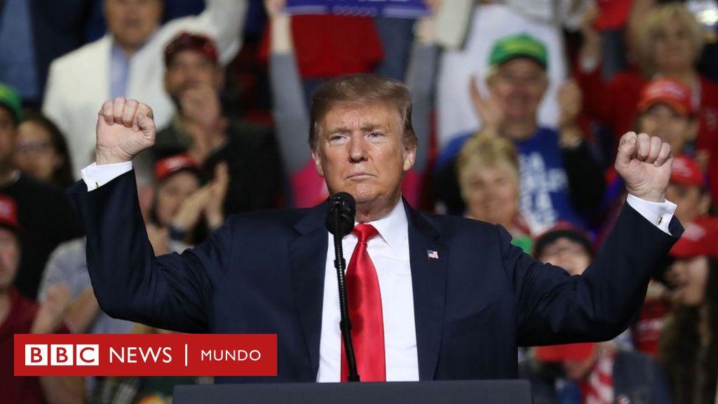 Cómo Trump logró construir un muro invisible para reducir la inmigración