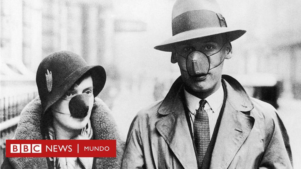 Desde la peste negra hasta la pandemia: las evolución de las mascarillas en 500 años de historia - BBC News Mundo