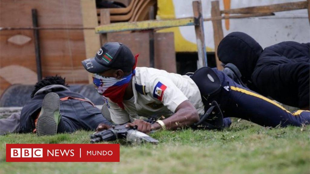 """""""Nos asaltan con armas de todo tipo"""": el país donde la policía ataca y se bate a fuego abierto con el ejército"""