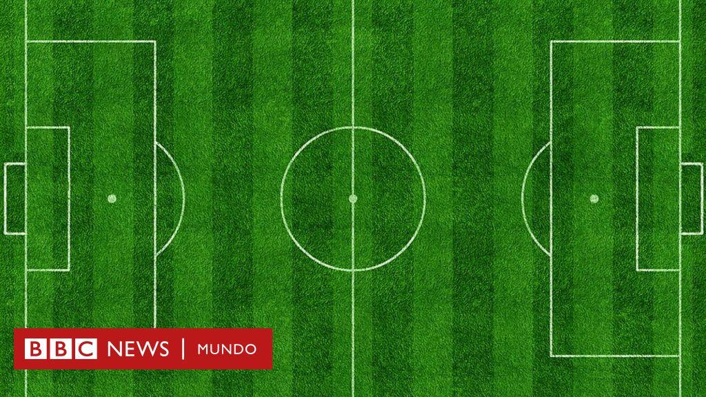 Por qué las líneas de las canchas de fútbol son así (y por qué son tan  geniales) - BBC News Mundo 42e933122a9cc