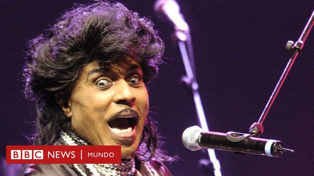 Muere Little Richard, pionero del Rock 'n' Roll - BBC News Mundo