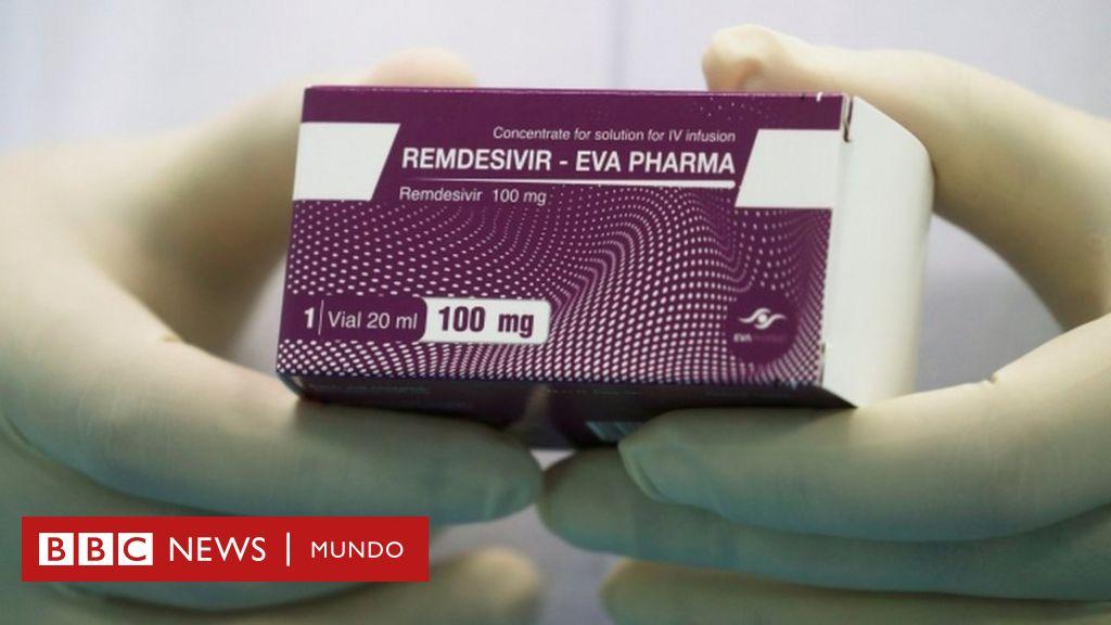 La polémica compra de EE.UU. de casi toda la existencia mundial de remdesivir, un prometedor fármaco para combatir el covid-19