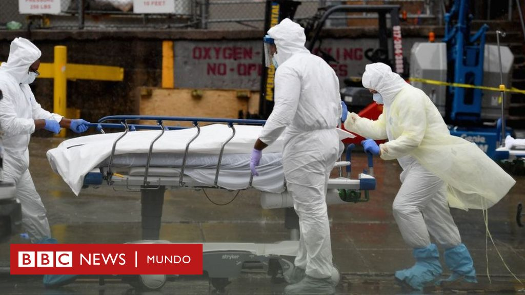 Estados Unidos superó las 100.000 muertes por coronavirus