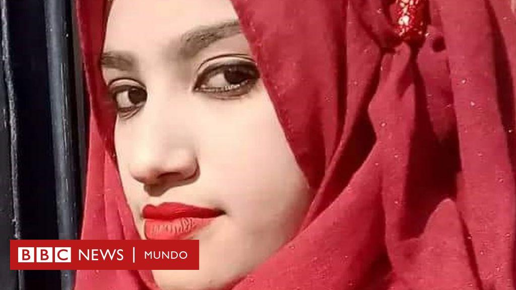 La joven a la que quemaron viva por denunciar acoso sexual