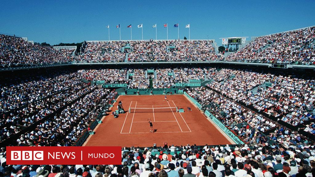 La fascinante historia de Roland Garros, las canchas de