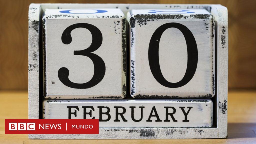 30 de febrero, el día que solo existió una vez en la historia - BBC News Mundo