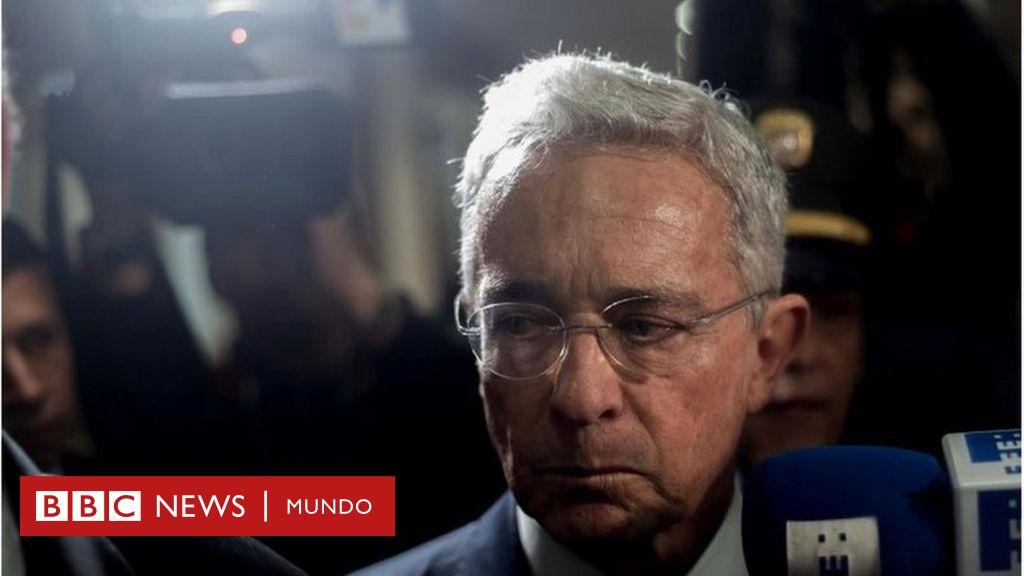 Coronavirus en Colombia: Uribe da positivo en test de covid-19 un día después de que dictaran su arresto domiciliario - BBC News Mundo