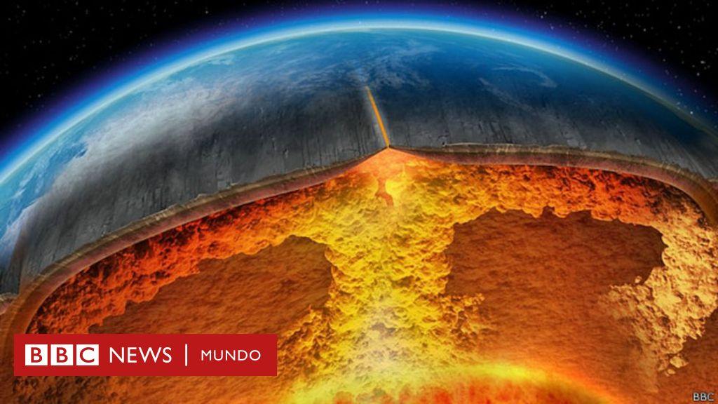 El Volcán De Bermudas Que Surgió De Una Forma Nunca Antes Vista En La Tierra Bbc News Mundo
