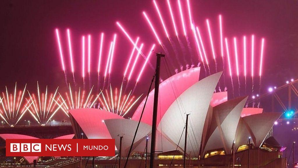 Año Nuevo 2021: el mundo despide 2020 con fuegos artificiales ...