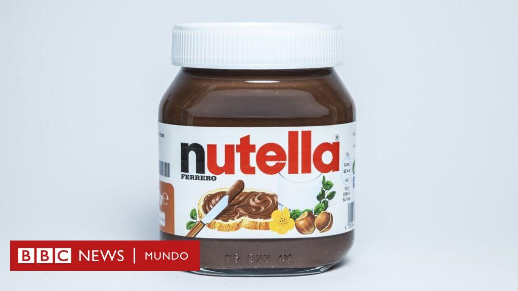 Son Las Avellanas Que Utiliza Nutella Producto Del Trabajo Infantil Bbc News Mundo
