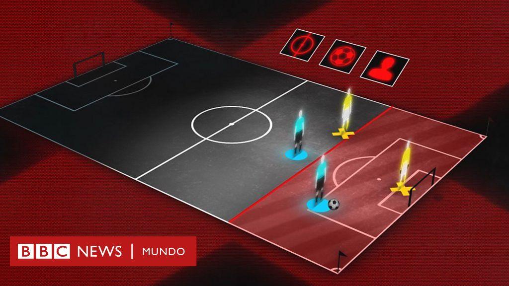 Offside fuera de juego o fuera de lugar en qu consiste for Fuera de lugar futbol