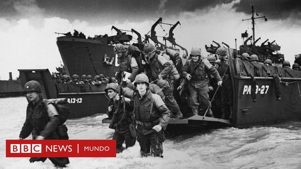 El Día D En Números Cómo Tuvo éxito Hace 75 Años El Desembarco De Normandía Bbc News Mundo