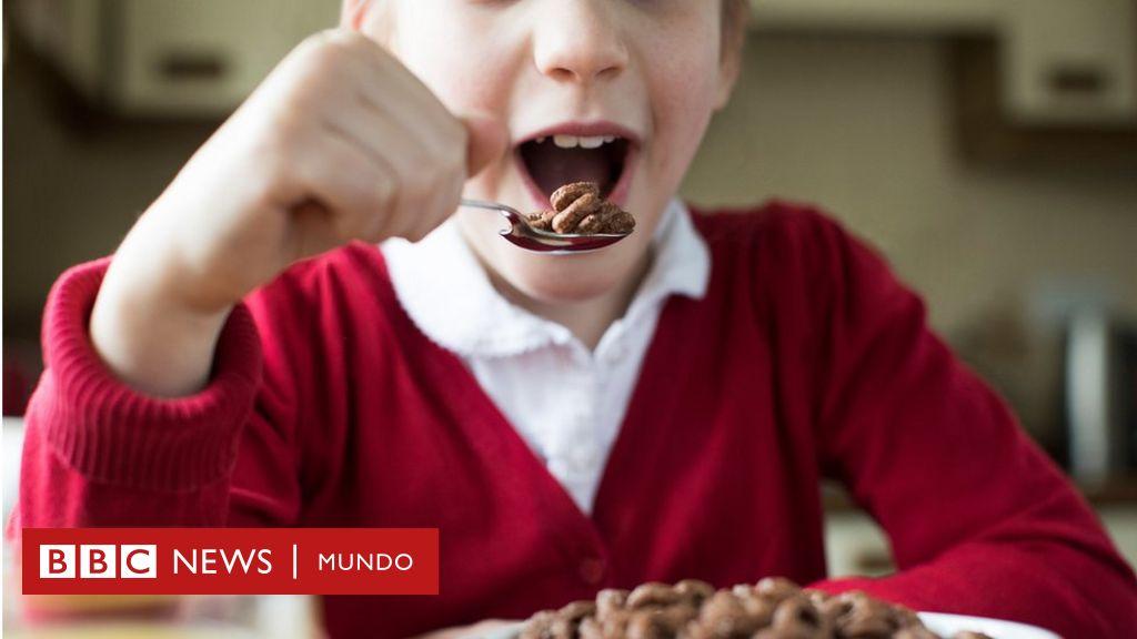 dieta colesterol alto en niños