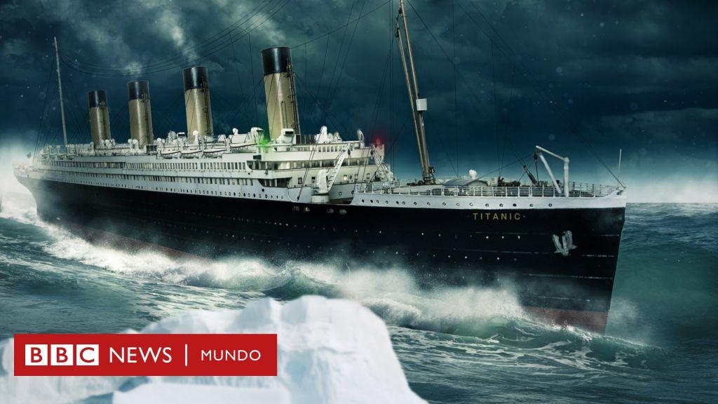 255dd44b0 5 mitos que el cine ha creado sobre el Titanic, el legendario barco ...
