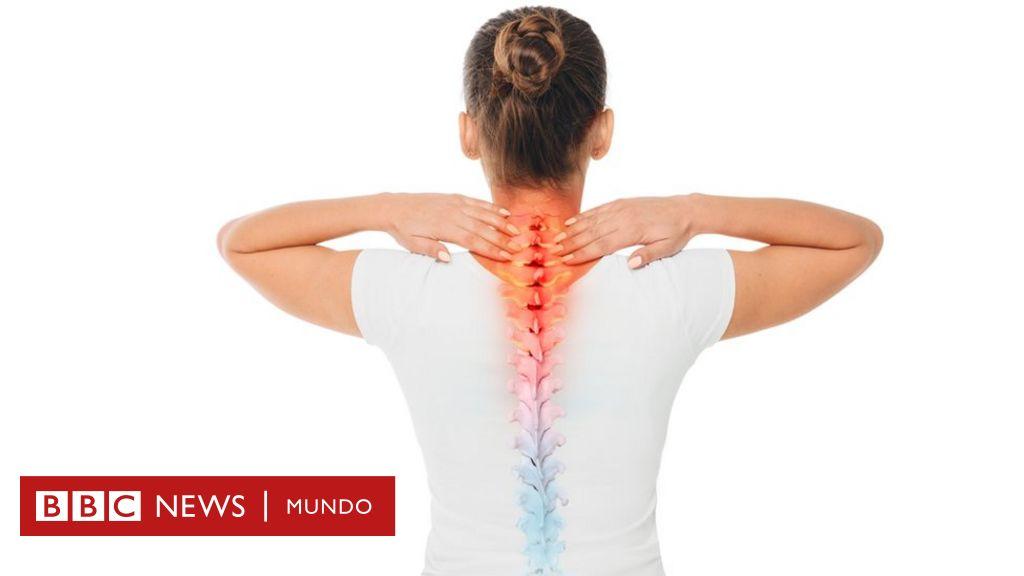 Dolor De Espalda Cómo Poner Fin A Las Malas Posturas Del Confinamiento Aprendiendo De Los Astronautas Bbc News Mundo