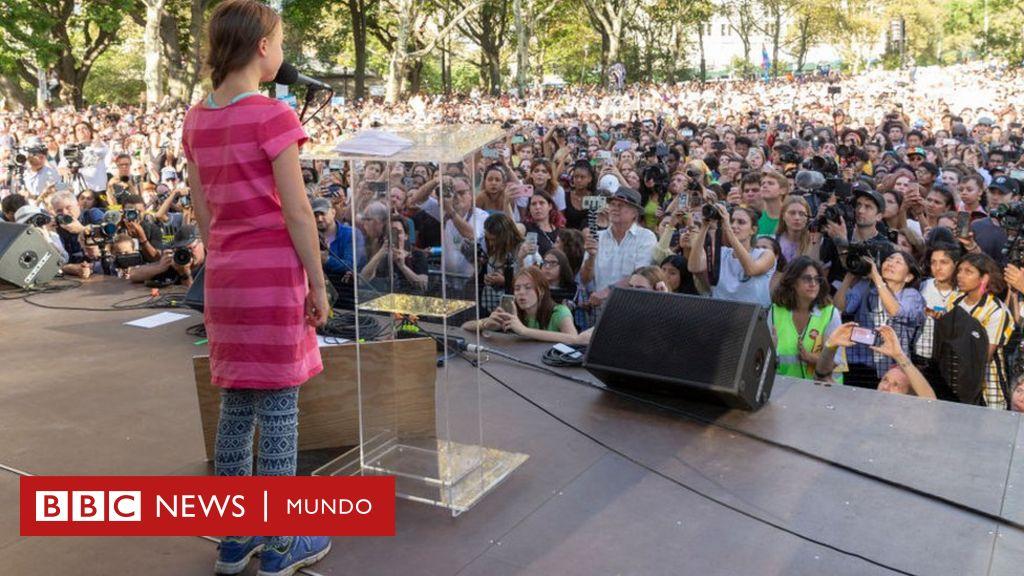Las Feroces Críticas A Greta Thunberg La Joven Y Admirada