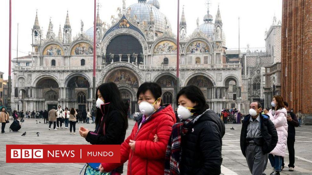 """""""Hay más pánico que otra cosa"""": cómo se vive el brote de coronavirus en Venecia, que se vio obligada a adelantar el cierre del carnaval"""