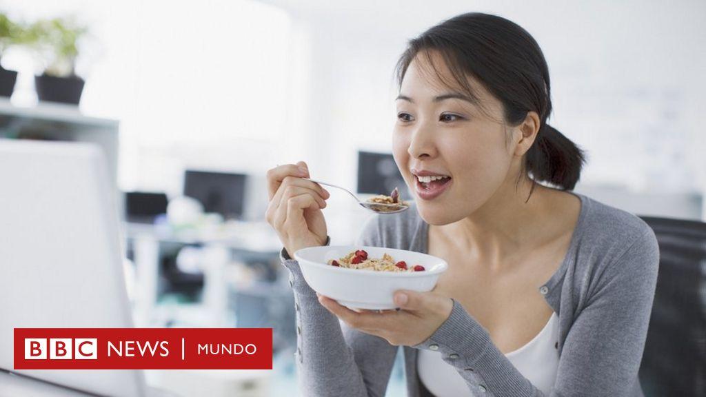 hechos de alimentos saludables