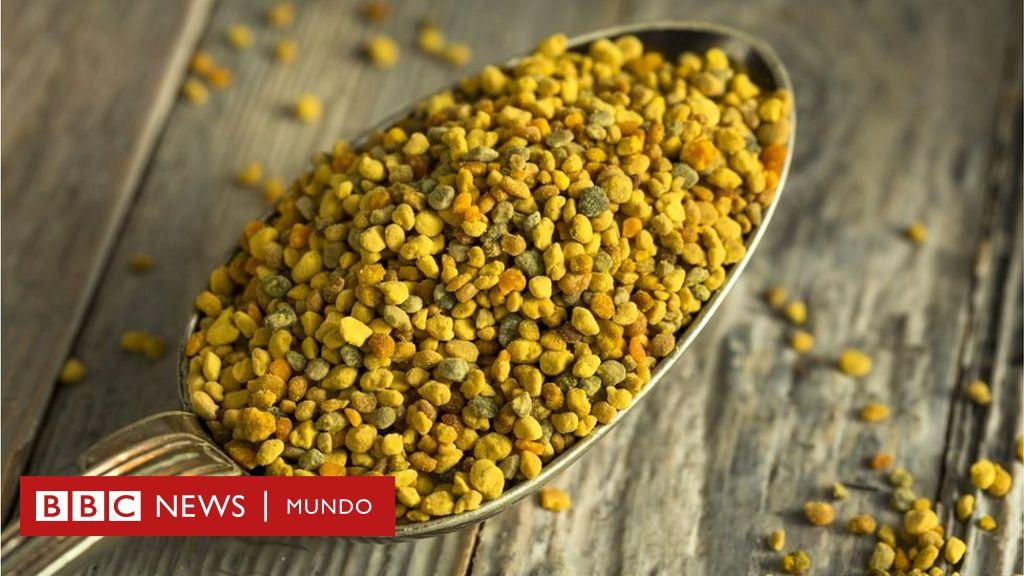 Valor nutricional del polen de abejas