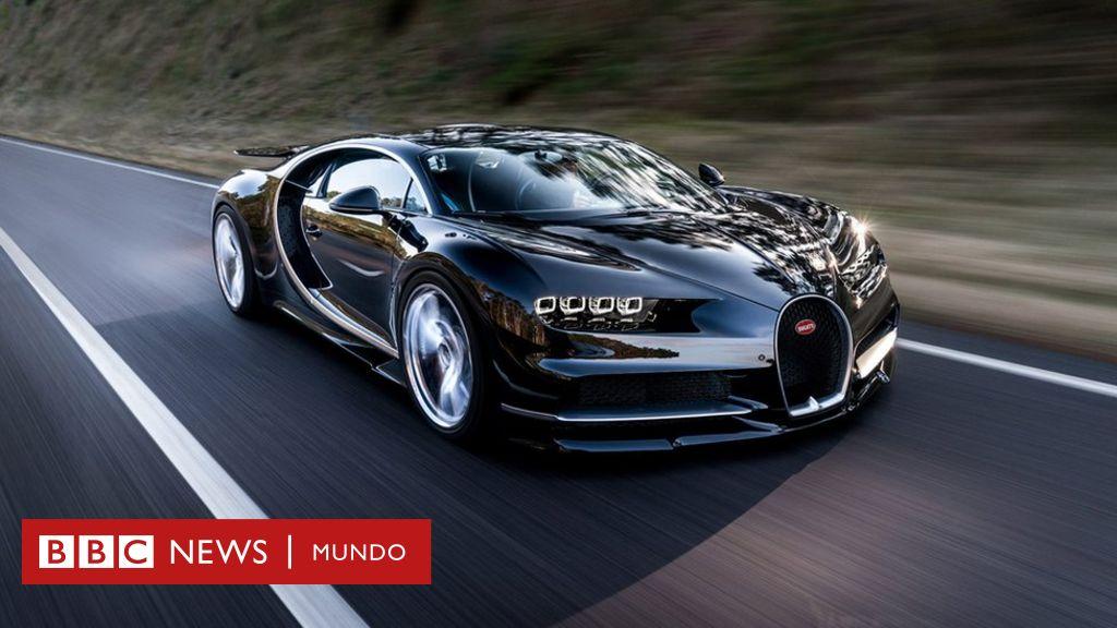 El largo y complejo proceso para producir a mano el auto más potente ...