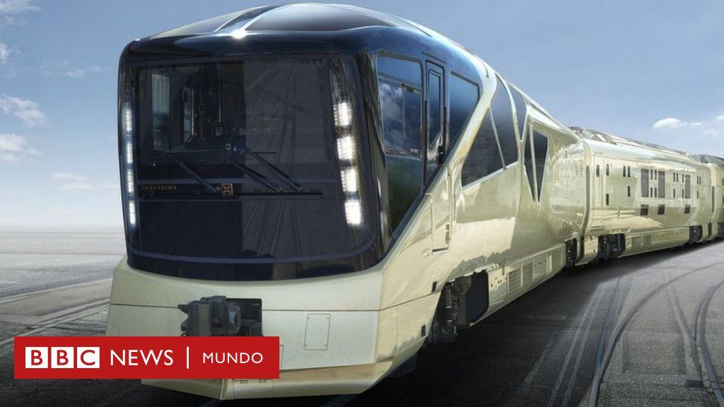 Así Es Un Viaje En Shiki Shima El Tren Más Lujoso De Japón En El Que Un Boleto Puede Costar Us 10 000 Bbc News Mundo