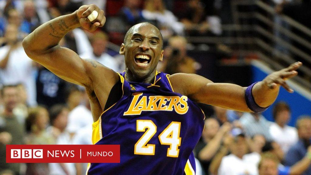 Kobe Bryant: muere el legendario jugador de baloncesto de la NBA en un accidente de helicóptero - BBC News Mundo