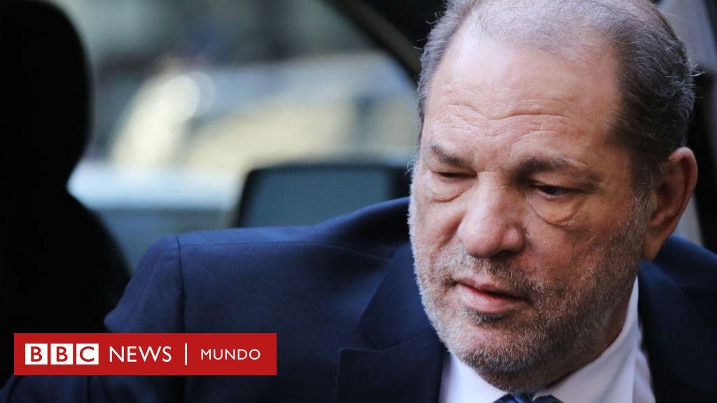 El exproductor de Hollywood Harvey Weinstein, culpable de delitos sexuales