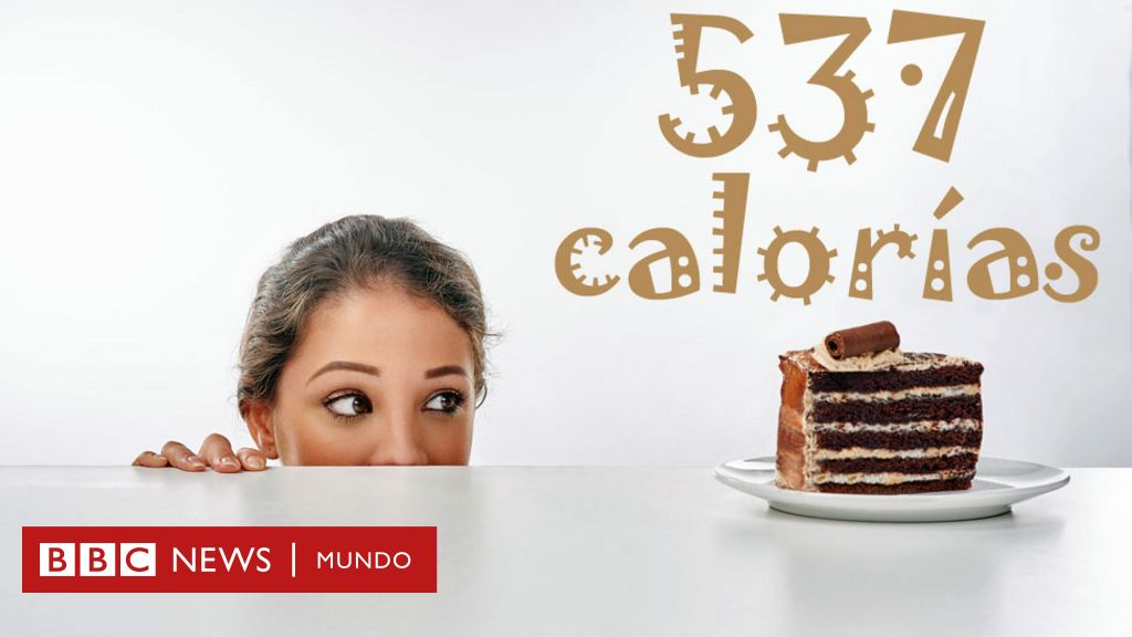 ¿las calorías aumentan de peso?