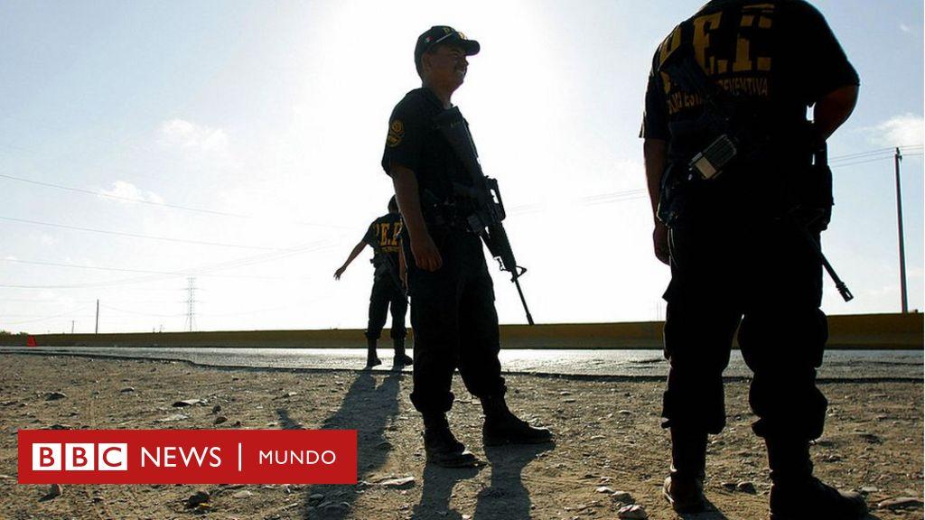 Hallan calcinados los cuerpos de 19 personas asesinadas en el noreste de México - BBC News Mundo