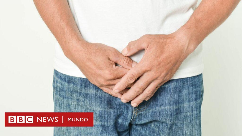 prostata agrandada sangre en orina