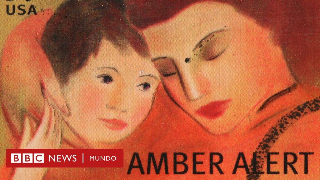 Amber Hagerman, la niña de 9 años cuyo secuestro y asesinato inspiró la creación de la alerta AMBER de menores desaparecidos