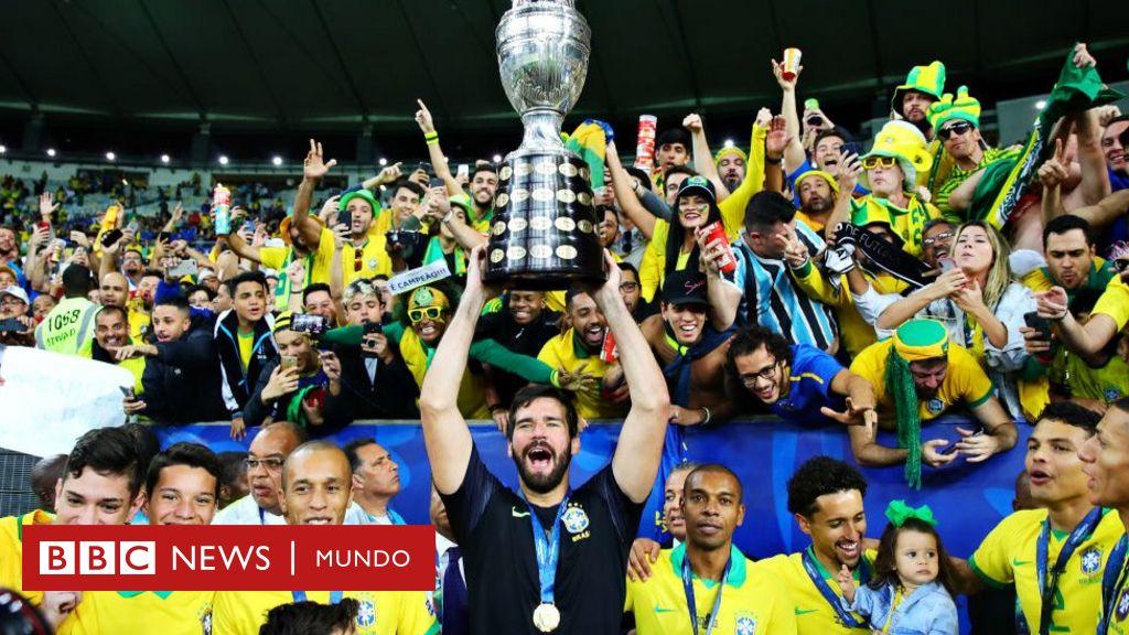Copa América 2021: consulta el calendario y los grupos del torneo ...