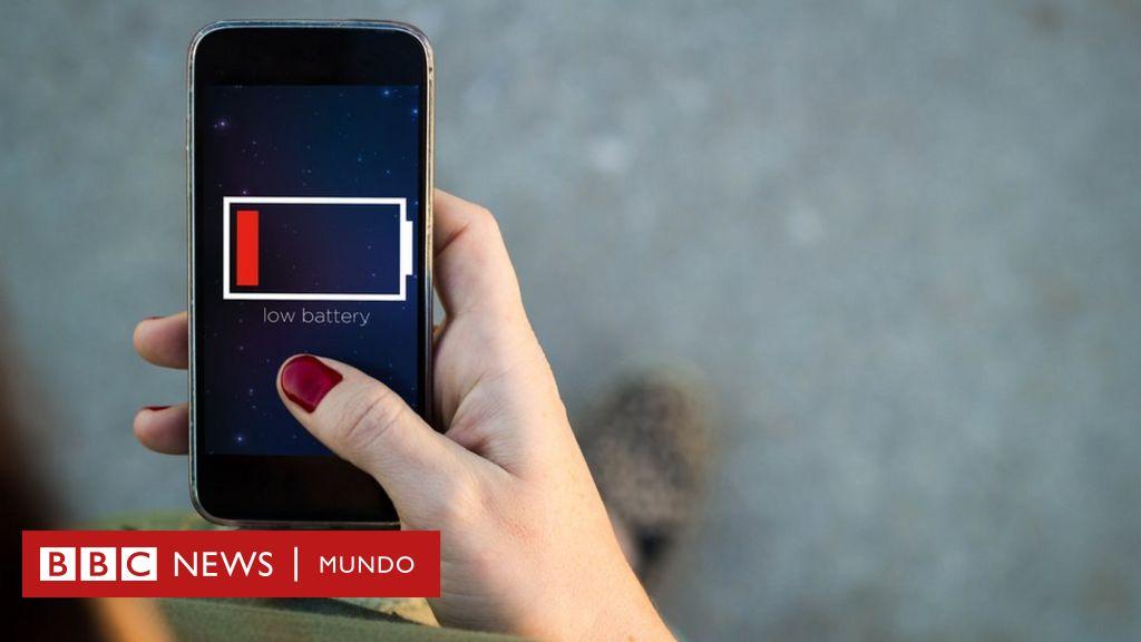 a6f79906596 5 trucos para que tu celular se cargue más rápido - BBC News Mundo