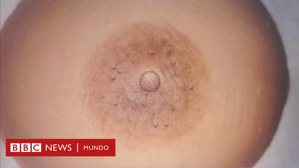 El Tatuaje Del Pezón En 3d Que Le Devuelve La Confianza A Las