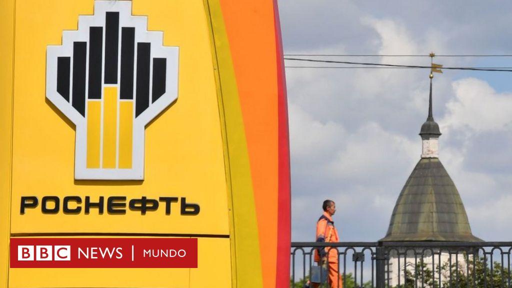 EE.UU. sanciona a una filial de la petrolera rusa Rosneft por su apoyo al gobierno de Maduro en Venezuela