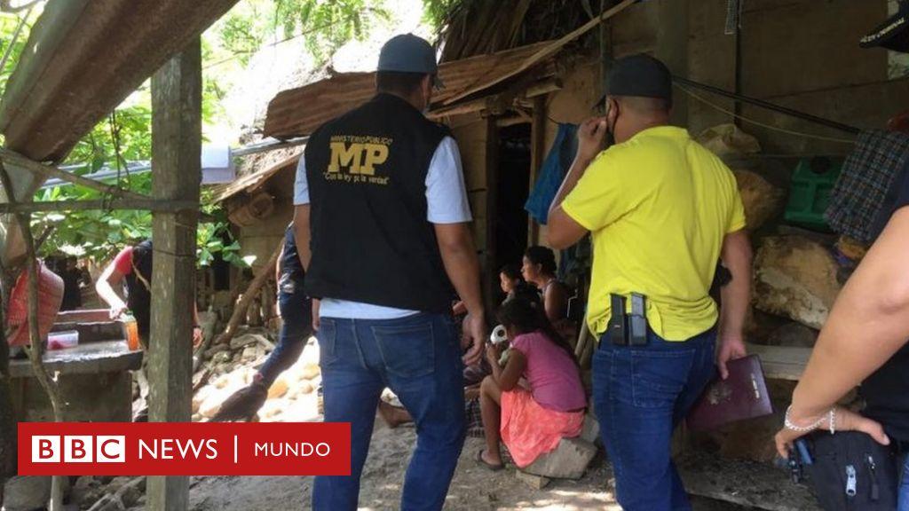 Domingo Choc | La brutal muerte del sanador maya al que ...